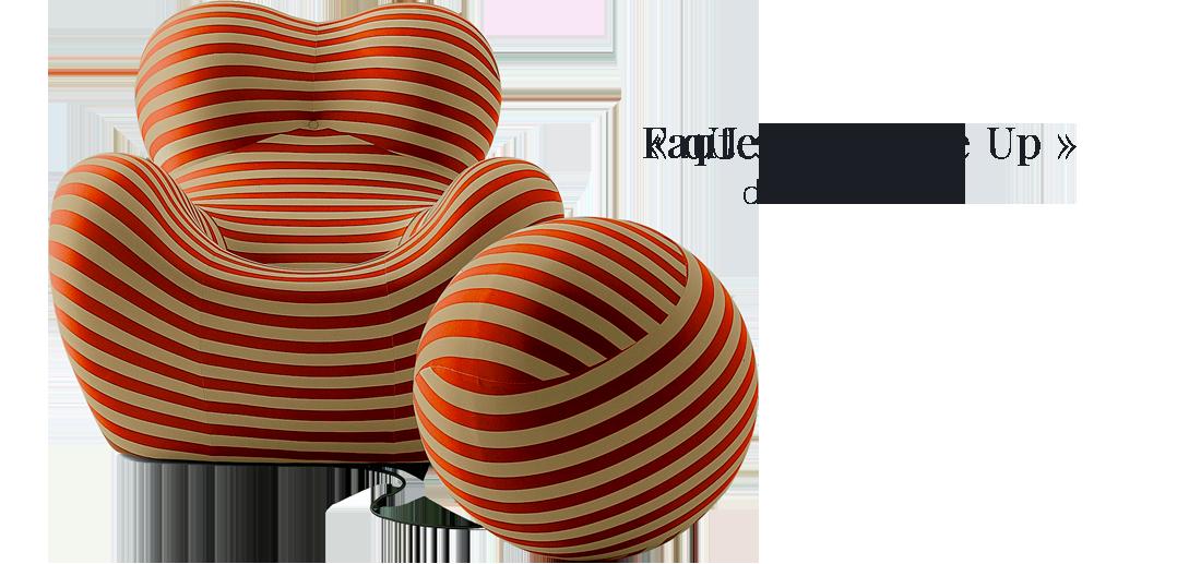 Fauteuil Serieup