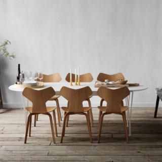 Table Series - Super Elliptical table